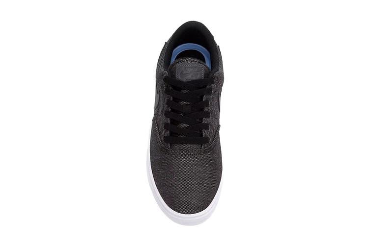 Nike Men's SB Check Solar Canvas Shoes (Grey, Size 9.5 US)