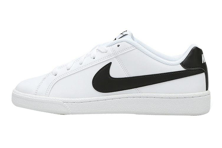 Nike Men's Court Royale Sneaker (White/Black, Size 7 US)