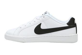 Nike Men's Court Royale Sneaker (White/Black, Size 9.5 US)