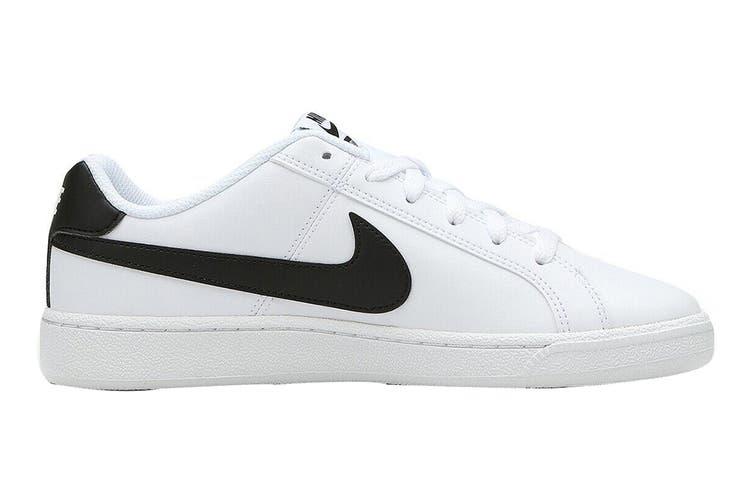 Nike Men's Court Royale Sneaker (White/Black, Size 9 US)