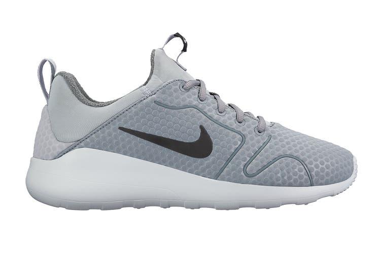 Nike Men's Kaishi 2.0 SE Running Shoes (Grey/Black/Pure Platinum, Size 9 US)