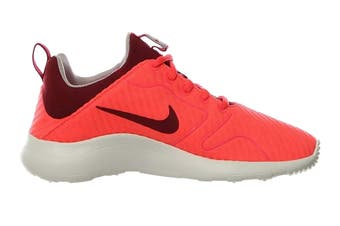 Nike Women's Kaishi 2.0 SE Running Shoes (Hot Punch/Red/Slate, Size 7.5 US)