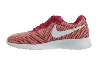 Nike Women's Tanjun SE Shoes (Sport Fuchsia/White, Size 7 US)