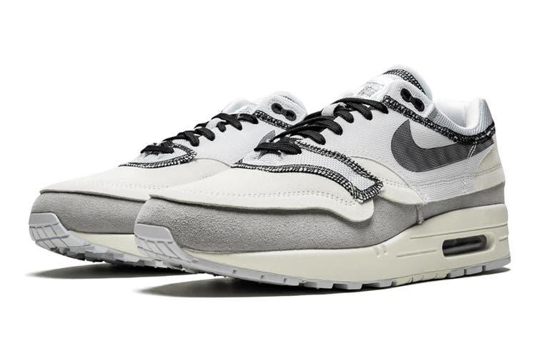 Mañana Delicioso Nube  Nike Men's Air Max 1 Sneaker (Grey, Size 10.5 US) - Kogan.com
