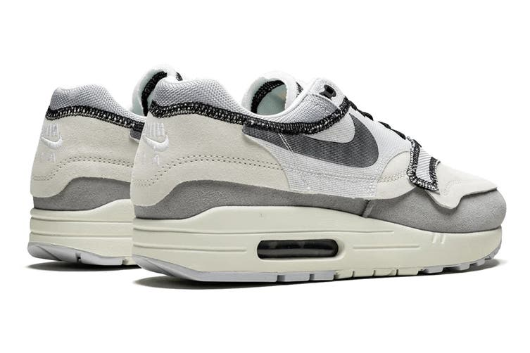 Nike Men's Air Max 1 Sneaker (Grey, Size 10 US)
