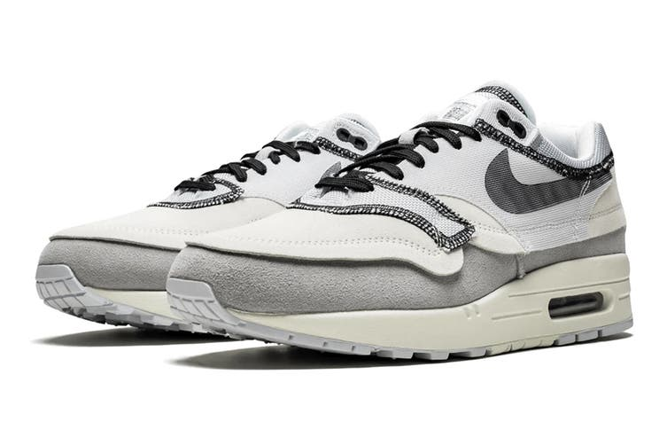 Nike Men's Air Max 1 Sneaker (Grey, Size 7.5 US)