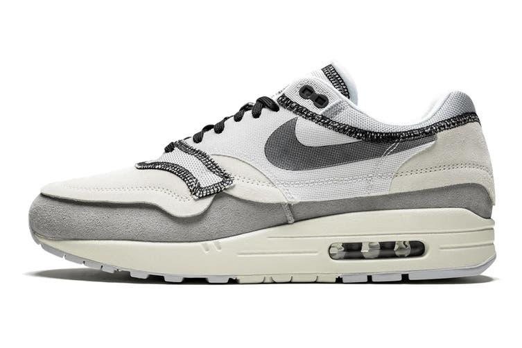 Nike Men's Air Max 1 Sneaker (Grey, Size 8.5 US)