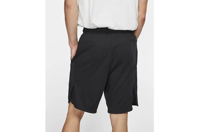 Nike Men's Dry Shorts 4.0 Shorts (Black, Size S)
