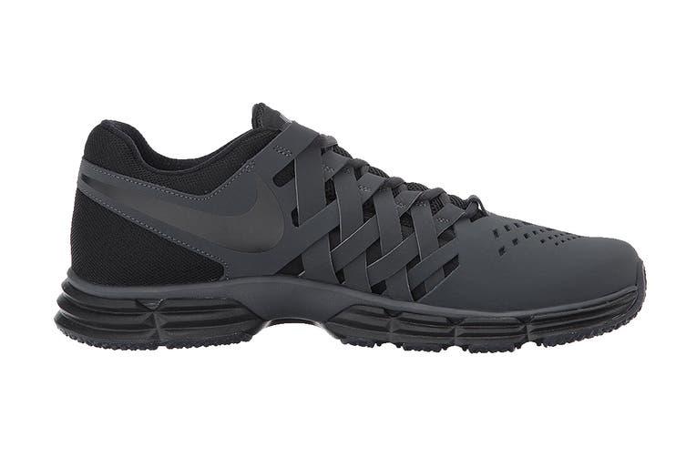 Nike Lunar Fingertrap Men's Training Shoe (Anthracite/Black, Size 7.5 US)