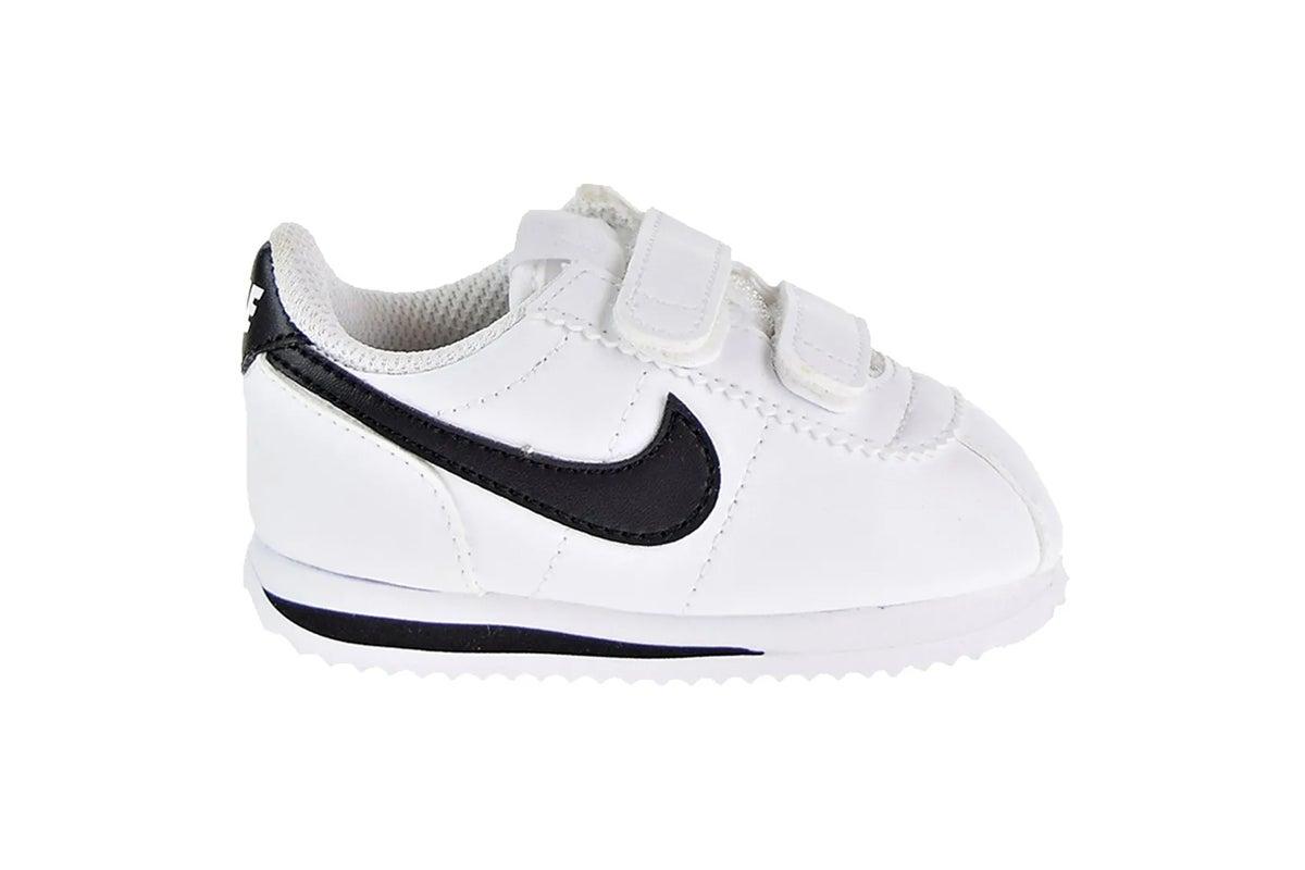 Nike Boys' Cortez Basic SL Shoes (White