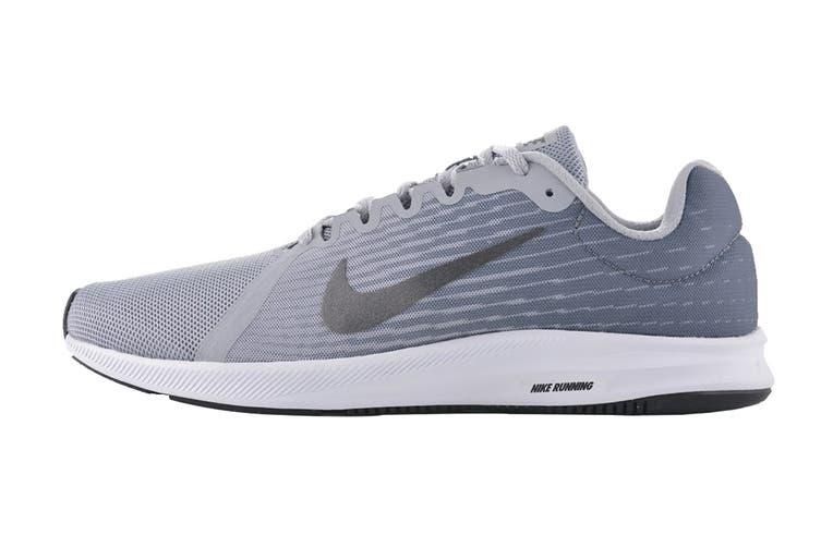 Nike Downshifter 8 Men's Running Shoe (Black/White, Size 8 US)