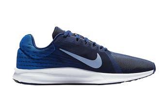 Nike Downshifter 8 Men's Running Shoe (Blue/White, Size 10 US)