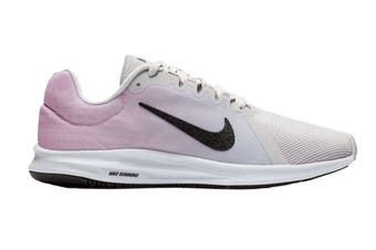 Nike Women's Downshifter 8 (Grey/Pink, Size 9.5 US)