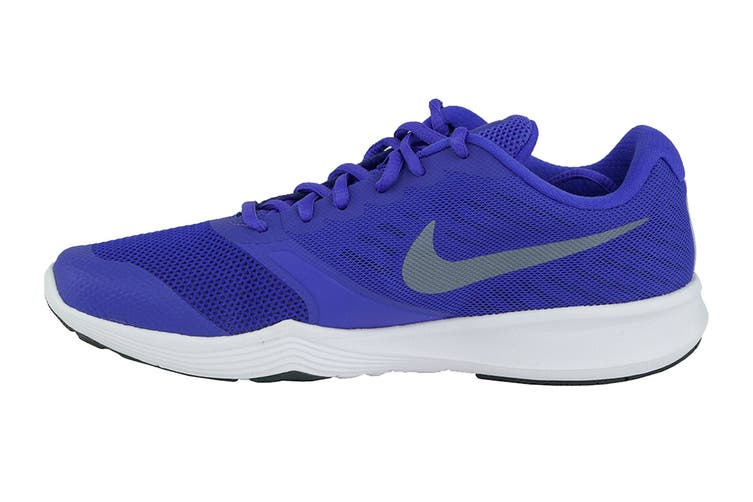Nike Women's City Trainer Shoes (Persian Violet/Grey/Anthracite, Size 5.5 US)