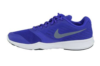 Nike Women's City Trainer Shoes (Persian Violet/Grey/Anthracite, Size 6.5 US)