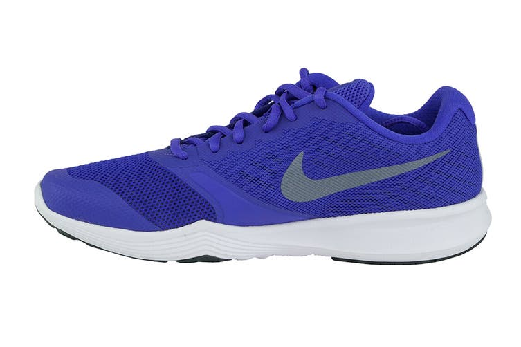 Nike Women's City Trainer Shoes (Persian Violet/Grey/Anthracite, Size 6 US)