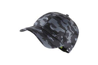 Nike Unisex Metal Swoosh Cap (Camo, One Size)