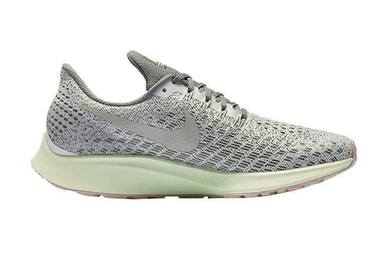 Nike Air Zoom Pegasus 35 (Spruce Aura/Vintage Lichen/Barely Volt/Spruce Fog, Size 7.5 US)