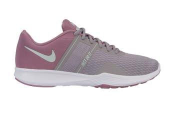 Nike City Trainer 2 Women's Training Shoe (Plum/Grey, Size 5.5 US)
