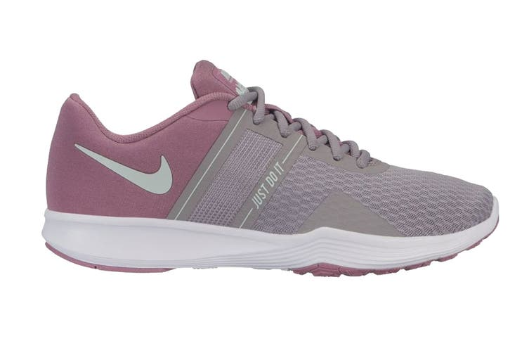 Nike City Trainer 2 Women's Training Shoe (Plum/Grey, Size 7 US)