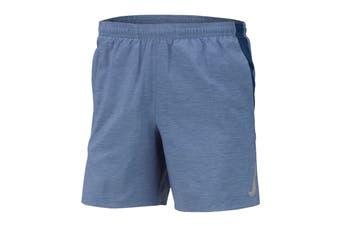 Nike Men's 7 Inch Challenger Short (Blue Void)