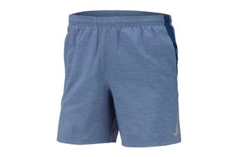 Nike Men's 7 Inch Challenger Short (Blue Void, Size XL)