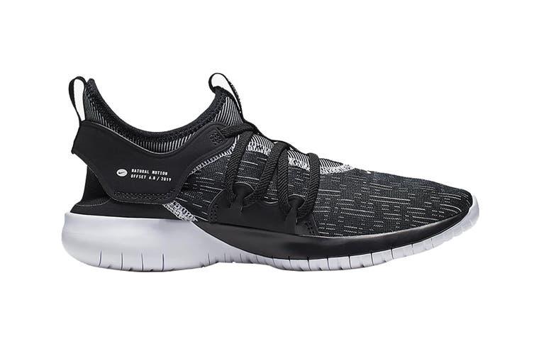 Nike Women's Flex Contact 3 Shoes (Black/White, Size 6.5 US)