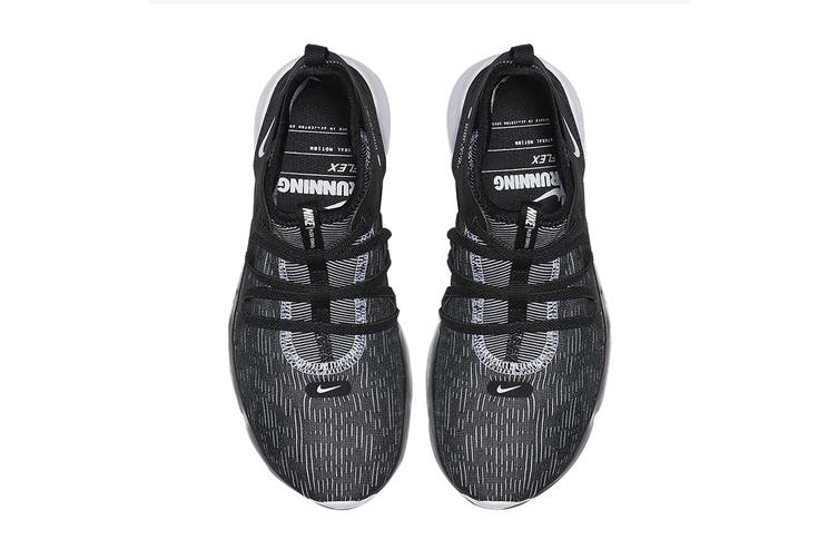 Nike Women's Flex Contact 3 Shoes (Black/White, Size 6 US)
