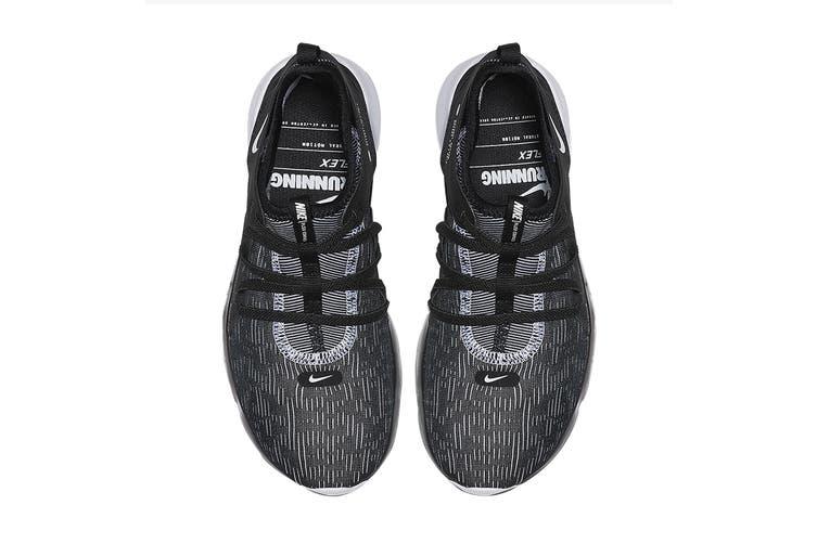 Nike Women's Flex Contact 3 Shoes (Black/White, Size 9 US)