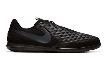 Nike Unisex's Legend 8 Academy Football Shoe (Black, Size 10 US)