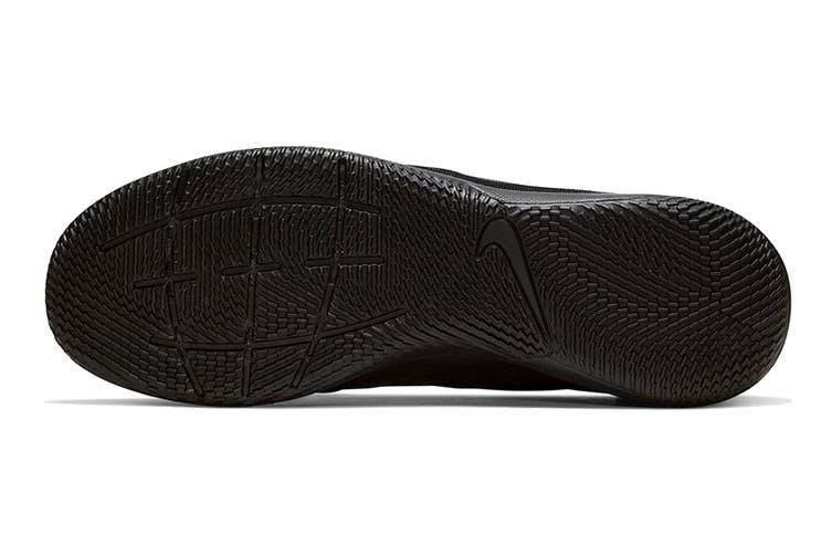 Nike Unisex's Legend 8 Academy Football Shoe (Black, Size 9.5 US)