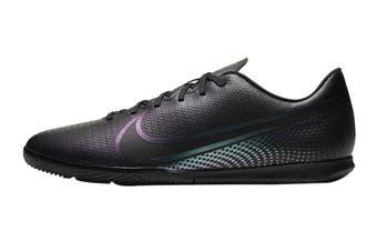 Nike Unisex Vapor 13 Club IC Football Shoe (Black/Black, Size 11 Men's US)