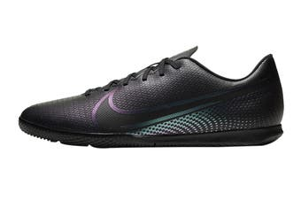 Nike Unisex Vapor 13 Club IC Football Shoe (Black/Black, Size 9 Men's US)