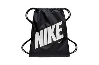 Nike Unisex Gym Sack (Black/White)