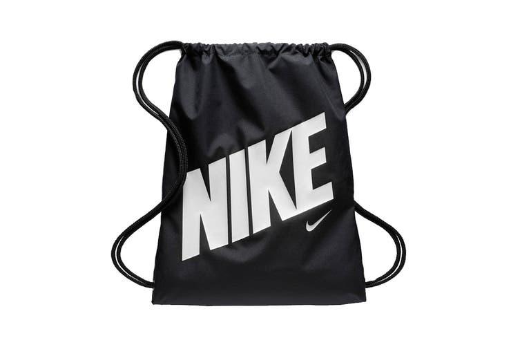 Nike Unisex Gym Sack (Black/White)
