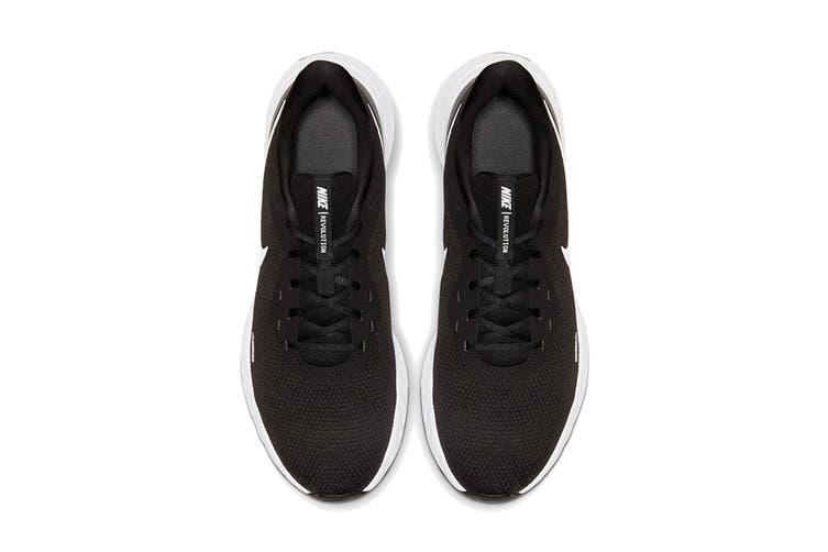 Nike Men's Revolution 5 Running Shoe (Black, Size 10 US)