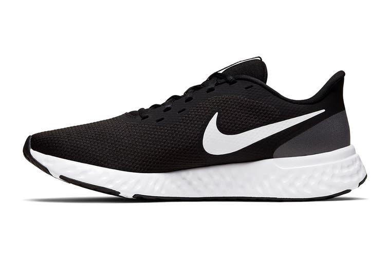Nike Men's Revolution 5 Running Shoe (Black, Size 9 US)