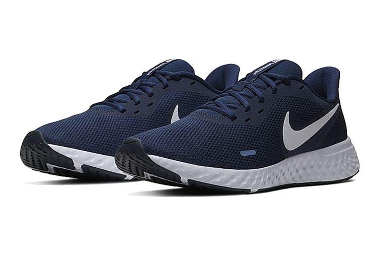 Nike Men's Revolution 5 Running Shoe (Blue, Size 8 US)
