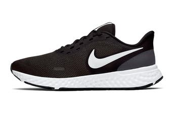 Nike Women's Revolution 5 Running Shoe (Black/White-Anthracite)