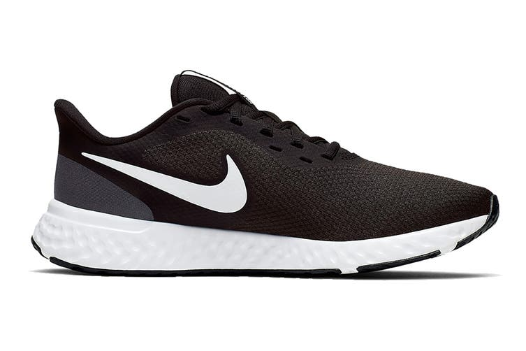 Nike Women's Revolution 5 Running Shoe (Black/White-Anthracite, Size 7.5 US)