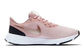 Nike Women's Revolution 5 Running Shoe (Pink, Size 8 US)