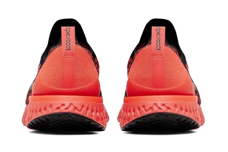 Nike Men's Epic React Flyknit 2 Running Shoe (Red, Size 8 US)