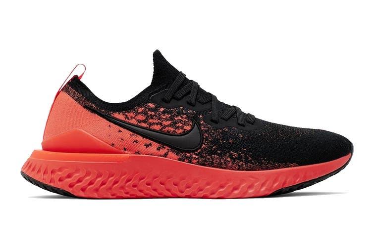 Nike Men's Epic React Flyknit 2 Running Shoe (Red, Size 9 US)