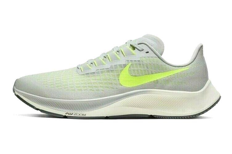 Nike Men's Air Zoom Pegasus 37 Running Shoe (White, Size 7.5 US)