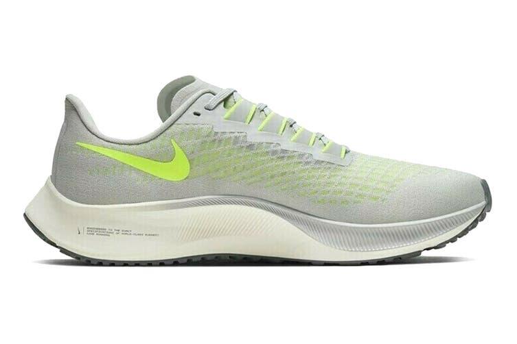 Nike Men's Air Zoom Pegasus 37 Running Shoe (White, Size 8.5 US)