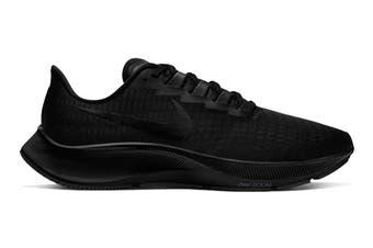 Nike Men's Air Zoom Pegasus 37 Running Shoe (Black/Black, Size 9.5 US)