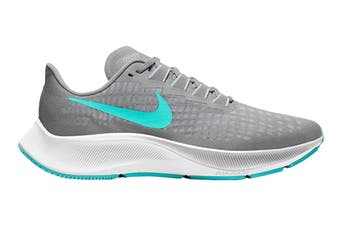 Nike Women's Air Zoom Pegasus 37 Running Shoe (Grey, Size 5.5 US)