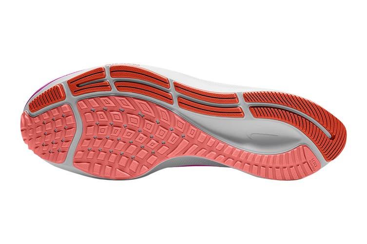 Nike Women's Air Zoom Pegasus 37 Running Shoe (Fire Pink/White/Team Orange/Magic Ember, Size 5 US)