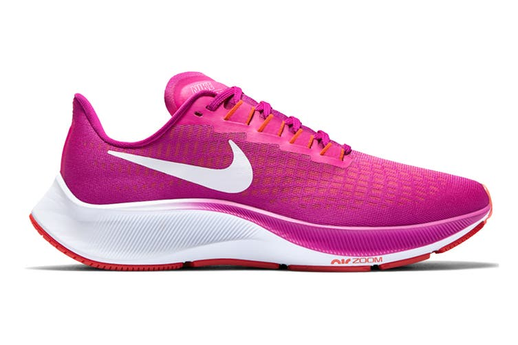 Nike Women's Air Zoom Pegasus 37 Running Shoe (Pink, Size 7.5 US)