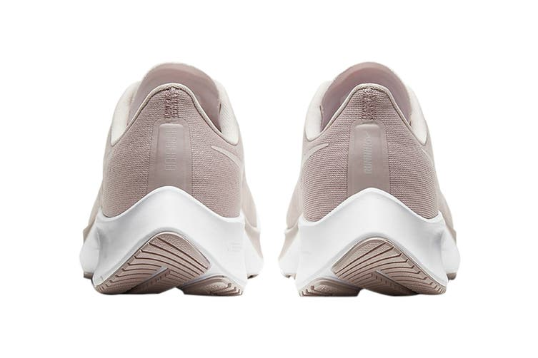 Nike Women's Air Zoom Pegasus 37 Running Shoe (Champagne/Barely Rose/White, Size 6 US)